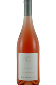 Domaine Prapin_BasseDesf_Coteau du Lyonnais rosé Galica
