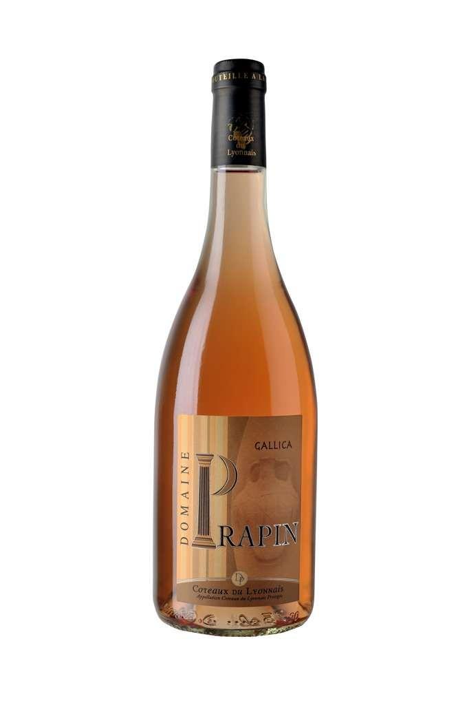 coteaux du lyonnais gallica rose