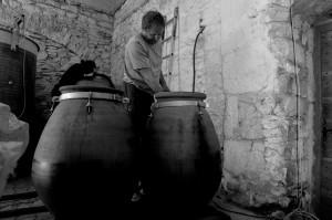 vinification amphore